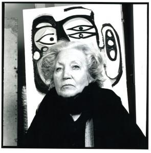 Peterson, Lantinga Portrait, c.1984