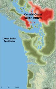 Salish Map LAG