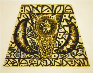 Alison Skelton, Enigma, Aquired 1991, Pat Martin Bates and Clyde (Al) Bates Collection