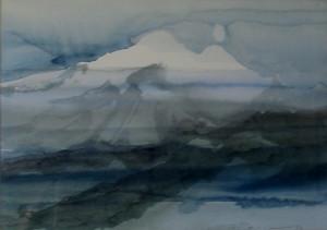 Flemming Jorgensen, Mount Baker 1980