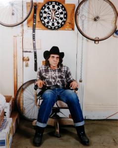 """Gus, """"parkdale Cowboy"""", Frank Pimentel, 1992"""