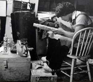Don Yeomans, Ulli Steltzer, 1975