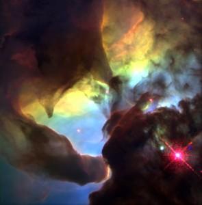 A. Cault and NASA, Interstellar Tornadoes