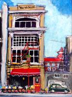 Robert Amos, Chinatown