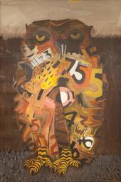 Jack Shadbolt, Hockey Owl