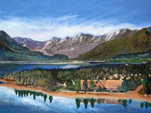 Henry Shimizu, Painting #3