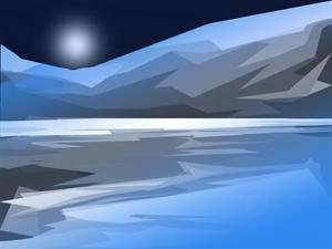 Bow Glacier, Bill Zuk