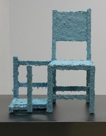 Daniel Laskarin, blue chair :: if this