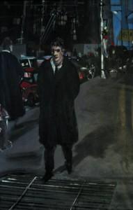 Noah Becker, Untitled, (1991), oil on canvas