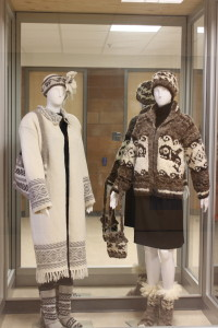 Traditional and Contemporary Salish Knitwear