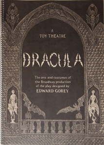 Edward Gorey, Dracula