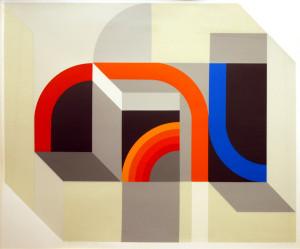 Gordon Smith, Orange Twist, Acquired 1972