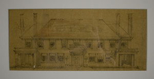 Samuel Maclure, Untitled; Architectural Plans