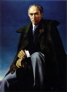 Myfanwy Spender Pavelic, Blue Sky [Pierre Trudeau]