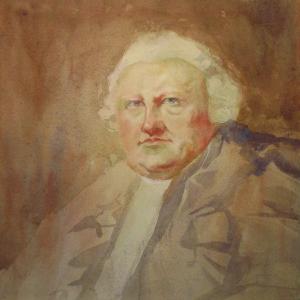 Charles Hay (Lord Newton 1747-1811), Sir Henry Raeburn, watercolour, c.1808