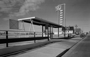 Hubert Norbury, Bay Parkade Entry (1960)