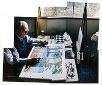Robert Amos, E. J. Hughes Studio, Duncan 2004