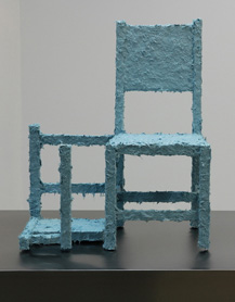 Daniel Laskarin, blue chair :: if this
